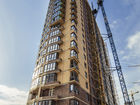 Ход строительства дома Литер 1 в ЖК Династия - фото 8, Август 2020