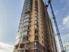 Ход строительства дома Литер 1 в ЖК Династия - фото 9, Август 2020