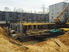 Жилой дом Каскад на Даргомыжского - ход строительства, фото 60, Март 2016