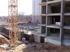 Ход строительства дома 60/1 в ЖК Москва Град - фото 45, Апрель 2018