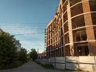 Клубный дом на Ярославской - ход строительства, фото 1, Июль 2021