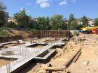Жилой дом: в квартале улиц Вольская-Витебская  - ход строительства, фото 33, Август 2014