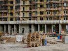 Ход строительства дома Литер 1 в ЖК Первый - фото 83, Сентябрь 2018