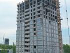 Ход строительства дома № 1 второй пусковой комплекс в ЖК Маяковский Парк - фото 27, Май 2021