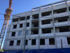 Ход строительства дома №1 в ЖК Воскресенская слобода - фото 28, Сентябрь 2017