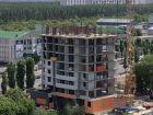 НЕБО на Ленинском, 215В - ход строительства, фото 67, Июль 2019