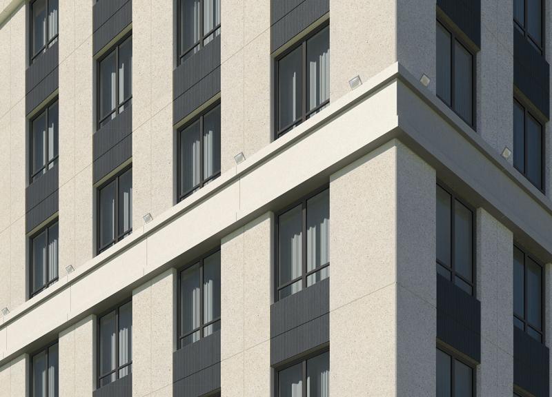 Комплекс апартаментов KM TOWER PLAZA (КМ ТАУЭР ПЛАЗА) - фото 6