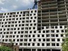 Ход строительства дома № 3 в ЖК Квартет - фото 3, Июль 2021