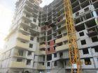 Ход строительства дома  Литер 2 в ЖК Я - фото 60, Март 2020
