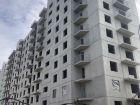 Ход строительства дома № 3 в ЖК Корабли - фото 14, Июнь 2021