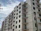 Ход строительства дома № 4 в ЖК Корабли - фото 12, Июль 2021