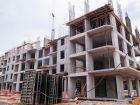 Ход строительства дома № 16 в ЖК Город времени - фото 4, Сентябрь 2021