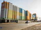 Ход строительства дома № 8 в ЖК Красная поляна - фото 57, Октябрь 2016
