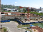 Ход строительства дома № 1 корпус 1 в ЖК Жюль Верн - фото 32, Август 2018