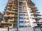 Ход строительства дома Литер 1 в ЖК Первый - фото 56, Ноябрь 2018