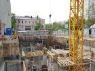 ЖК Островский - ход строительства, фото 83, Май 2019