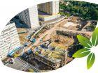 ЖК Zапад (Запад) - ход строительства, фото 73, Сентябрь 2018