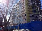 Ход строительства дома №1 в ЖК Премиум - фото 66, Апрель 2018