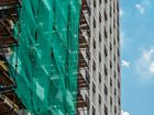 ЖК Каскад на Ленина - ход строительства, фото 515, Август 2019