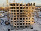 Ход строительства дома № 1 второй пусковой комплекс в ЖК Маяковский Парк - фото 62, Январь 2021