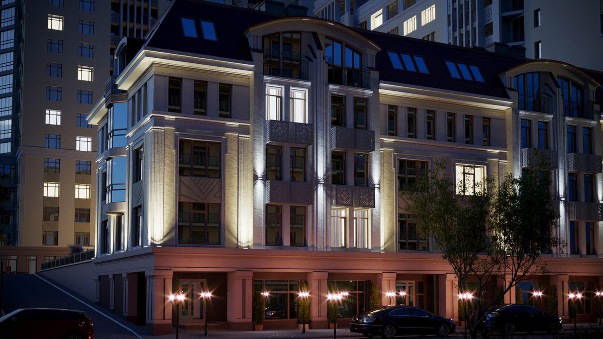 ЖК «Континенталь»: дом, достойный аристократов, возводится в центре Нижнего между двух парков - фото 2