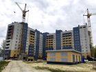 Ход строительства дома № 1 в ЖК Удачный 2 - фото 51, Май 2020
