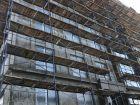 Ход строительства дома № 1 в ЖК TRINITY (Тринити) - фото 34, Январь 2018