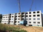ЖК Янтарный - ход строительства, фото 32, Сентябрь 2017
