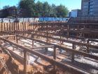 Ход строительства дома № 1 в ЖК Покровский - фото 81, Август 2020